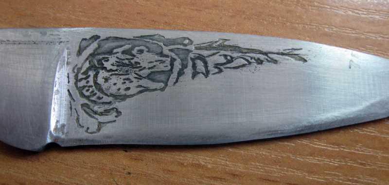 20)Незатейливое восстановление ножей
