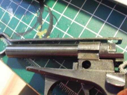 2)Шомпол-отвертка для МР-654