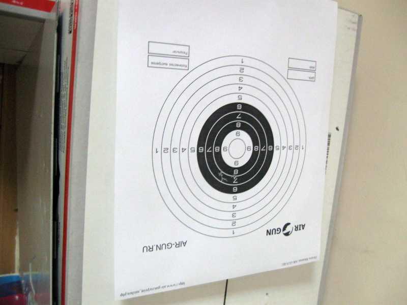 8)Ай-тишный пулеуловитель