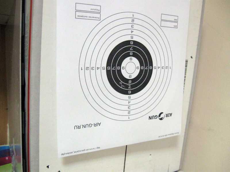 9)Ай-тишный пулеуловитель