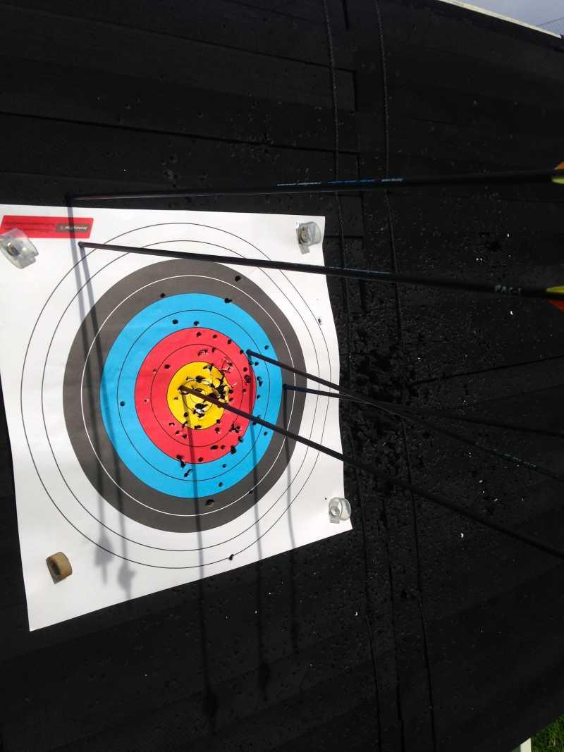 1)Стрельба из лука. Выбираем стрелы