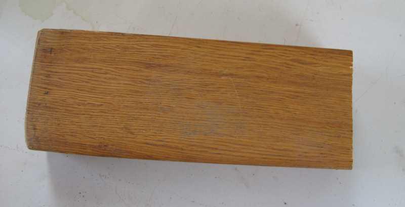 13)Восстановление ножа из тепловозного клапана