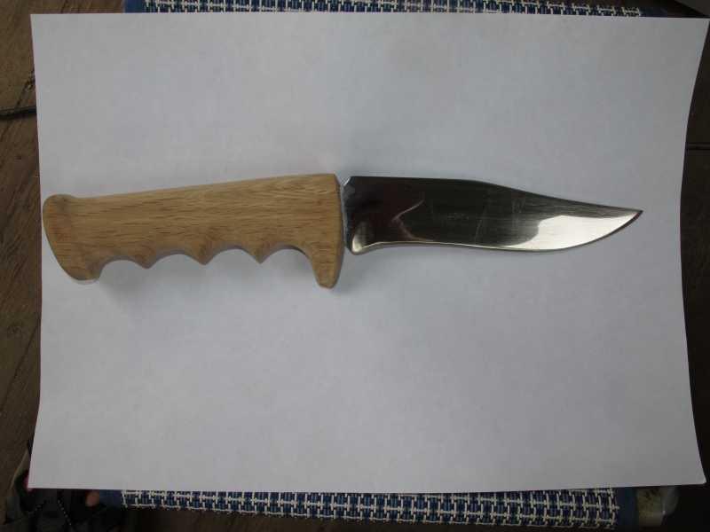 23)Восстановление ножа из тепловозного клапана