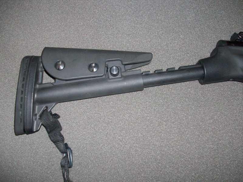 5)Обзор Hatsan Mod 25 Supertactical