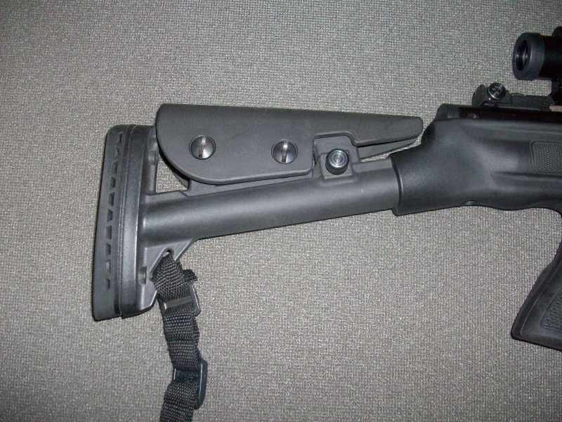 6)Обзор Hatsan Mod 25 Supertactical