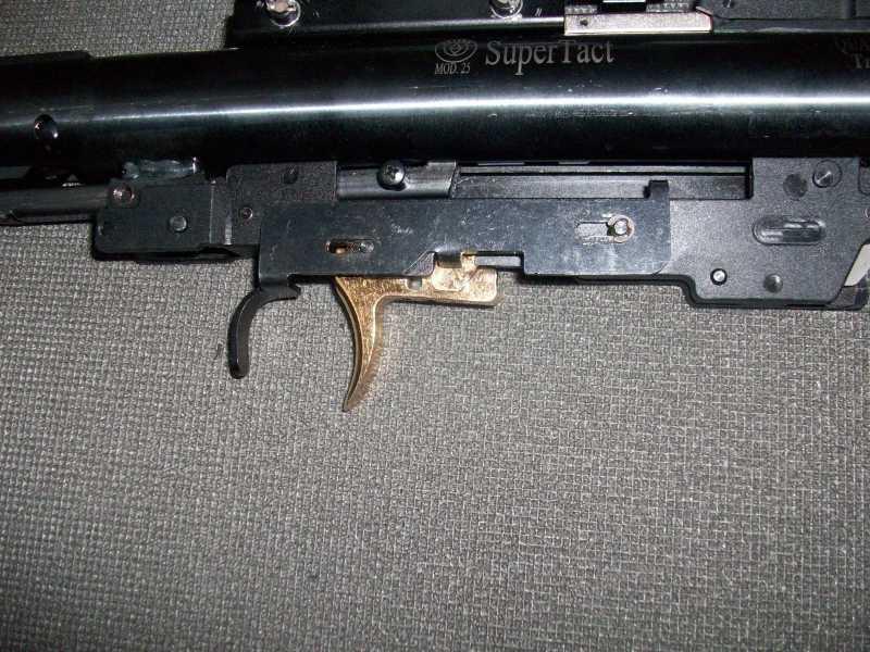 9)Обзор Hatsan Mod 25 Supertactical