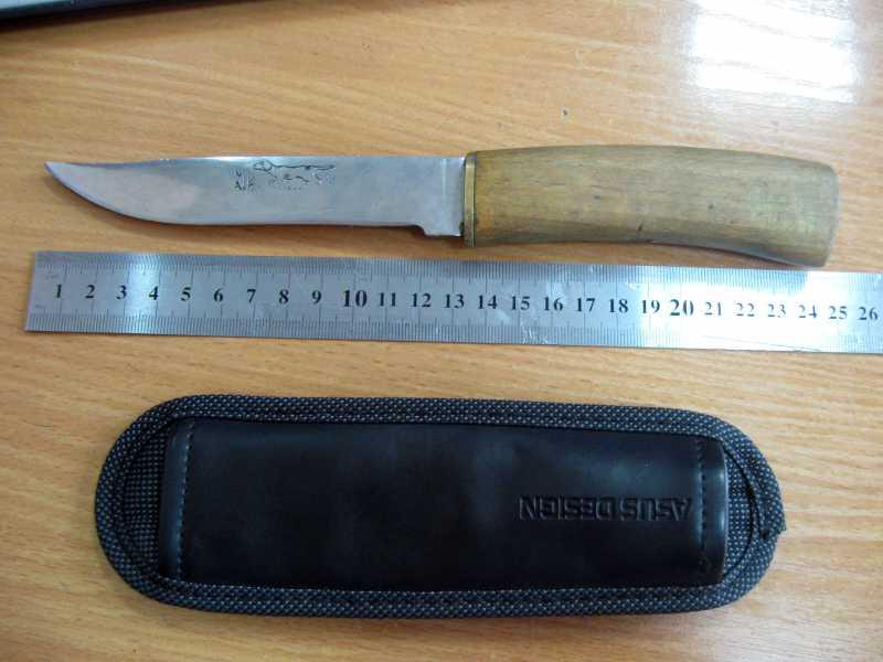 13)Нож Asus Dog