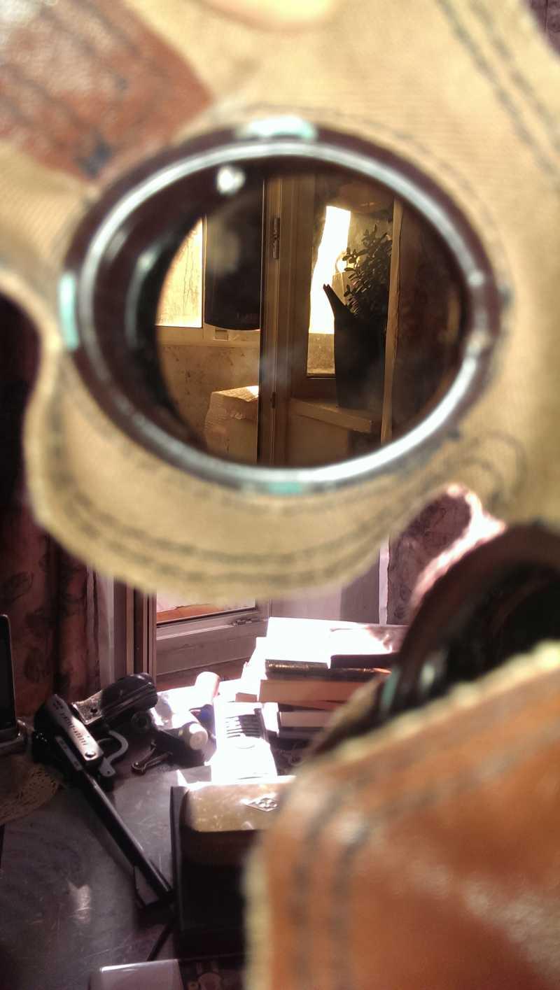 5)Подарок Артолога (горно стрелковые очки)