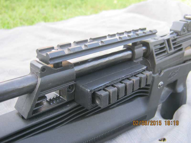 7)МР61-немного модернизации и чуть-чуть фото...