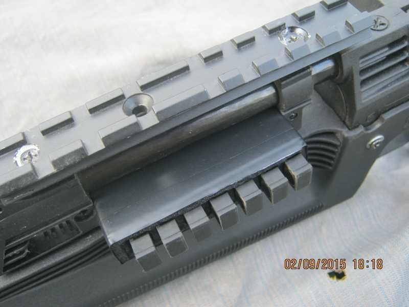 8)МР61-немного модернизации и чуть-чуть фото...