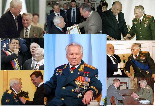 Успешная карьера Калашникова