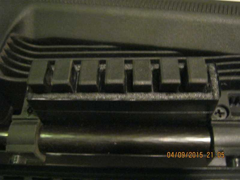 2)Блок для магазинов ИЖ61 из потолочной плитки