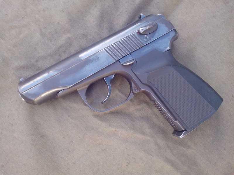 1)Мой любимый МР-654К