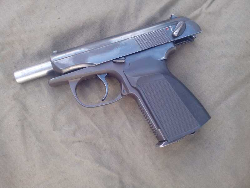 20)Мой любимый МР-654К