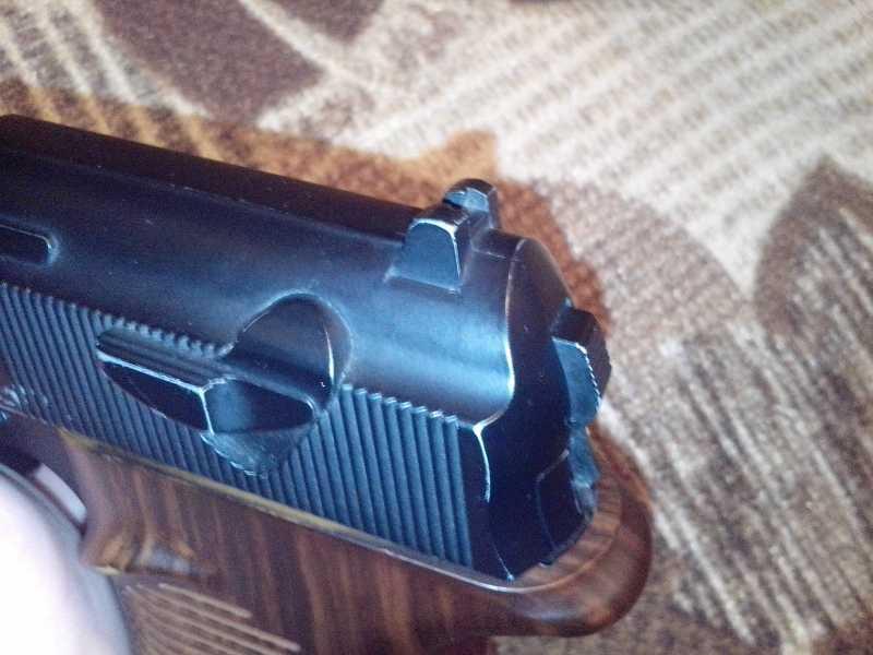 14)Мой обзор пистолета Borner C41