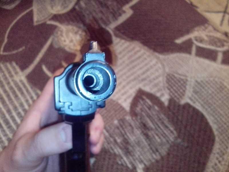 22)Мой обзор пистолета Borner C41