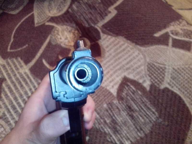 23)Мой обзор пистолета Borner C41