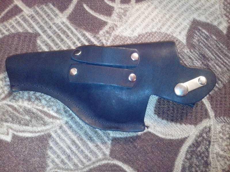 24)Мой обзор пистолета Borner C41