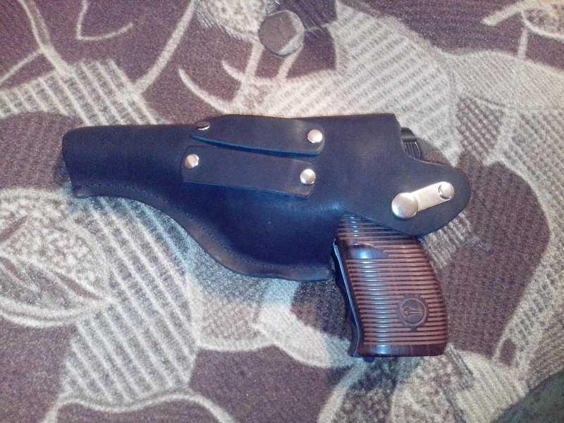 25)Мой обзор пистолета Borner C41