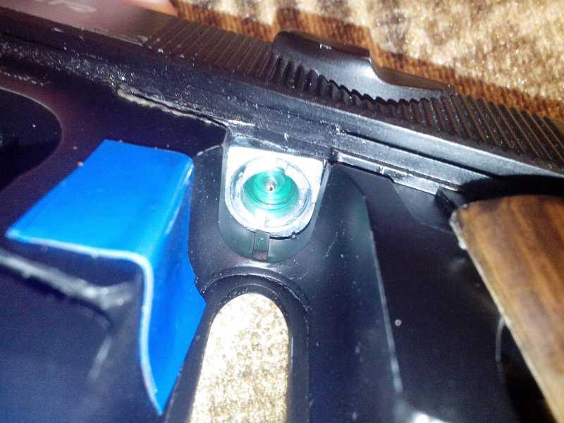 8)Мой обзор пистолета Borner C41
