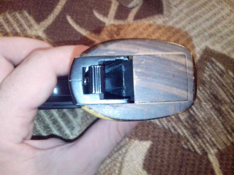 10)Мой обзор пистолета Borner C41