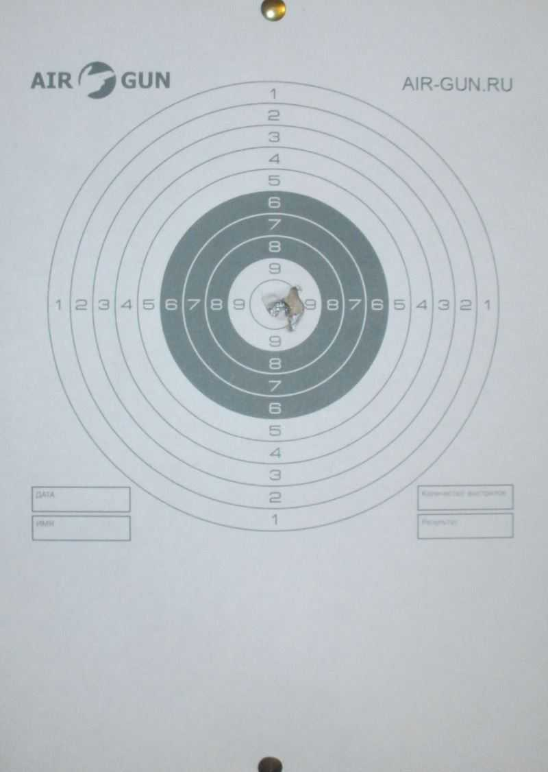 8)Осень. Стрельбы. Иж-61