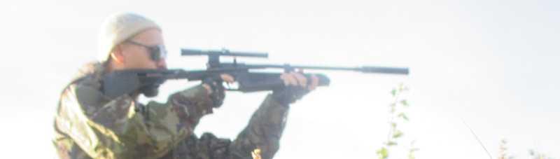 1)Осень. Стрельбы. Иж-61