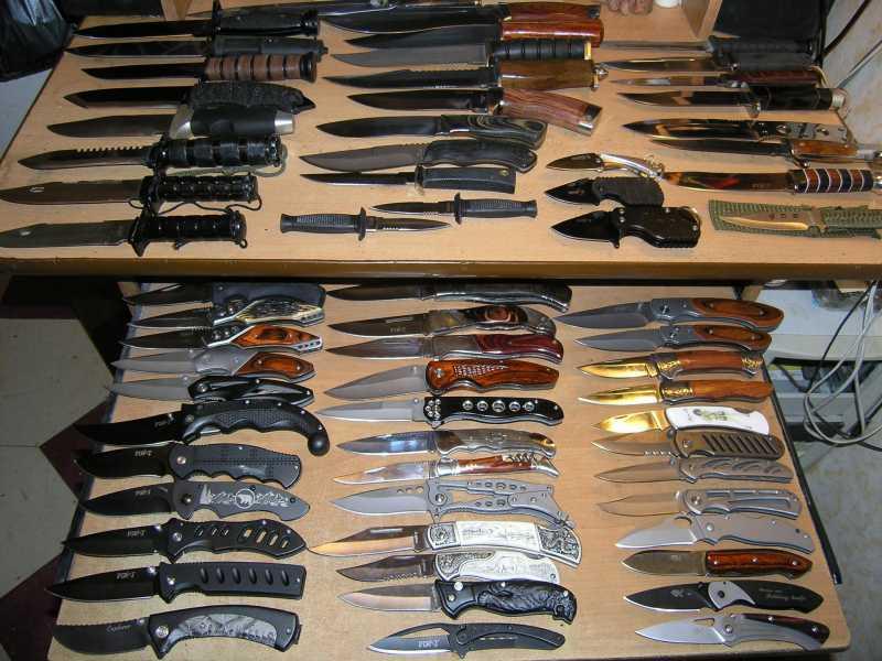 5)Кто есть кто в ножемании