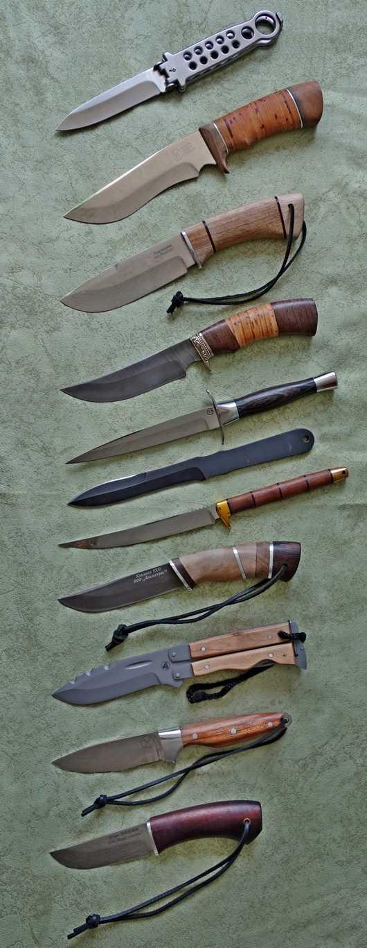 6)Кто есть кто в ножемании
