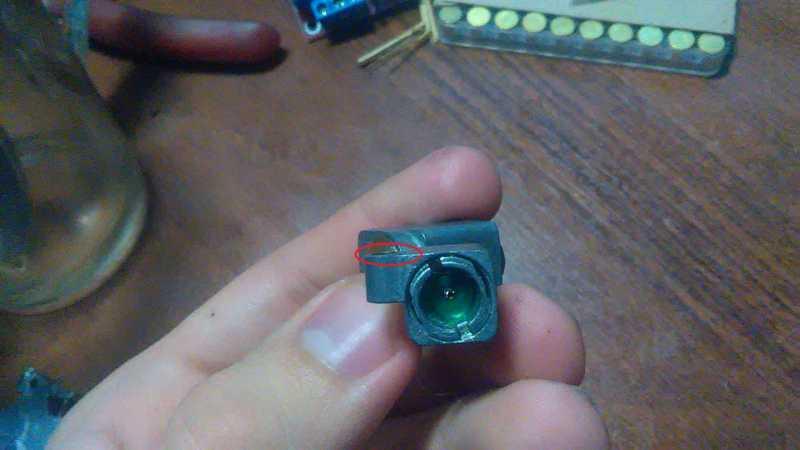 3)Borner SP 704. Доработки и модификация.