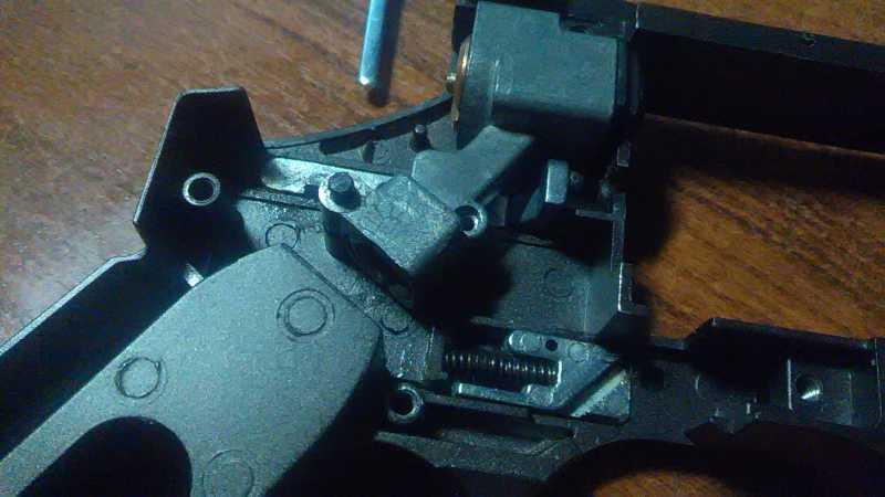 4)Borner SP 704. Доработки и модификация.