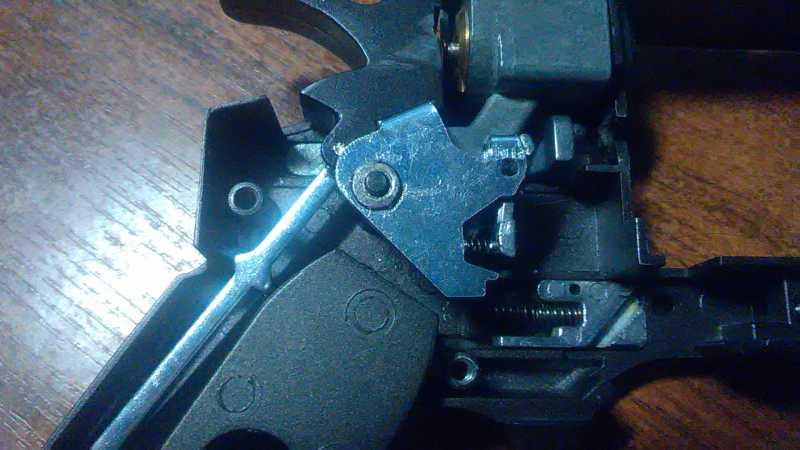 5)Borner SP 704. Доработки и модификация.
