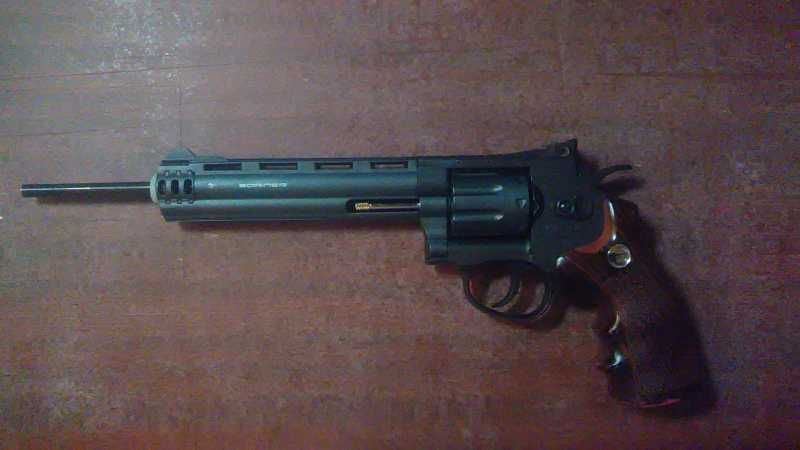 16)Borner SP 704. Доработки и модификация.