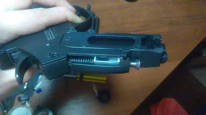14)Borner SP 704. Доработки и модификация.