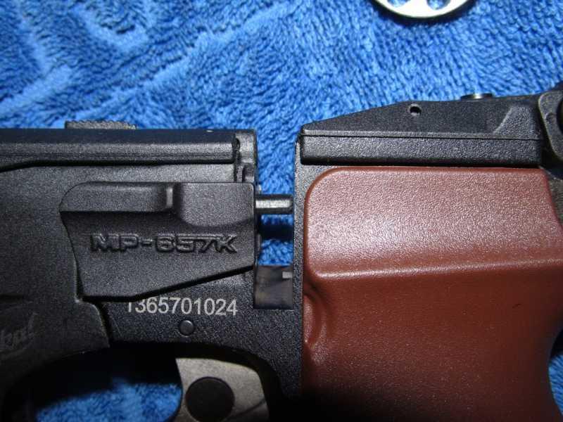 8)Братья близнецы МР-657 и МР-657К