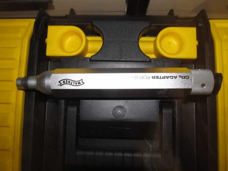 3)Газоболонный типа дробовик Walther SG9000