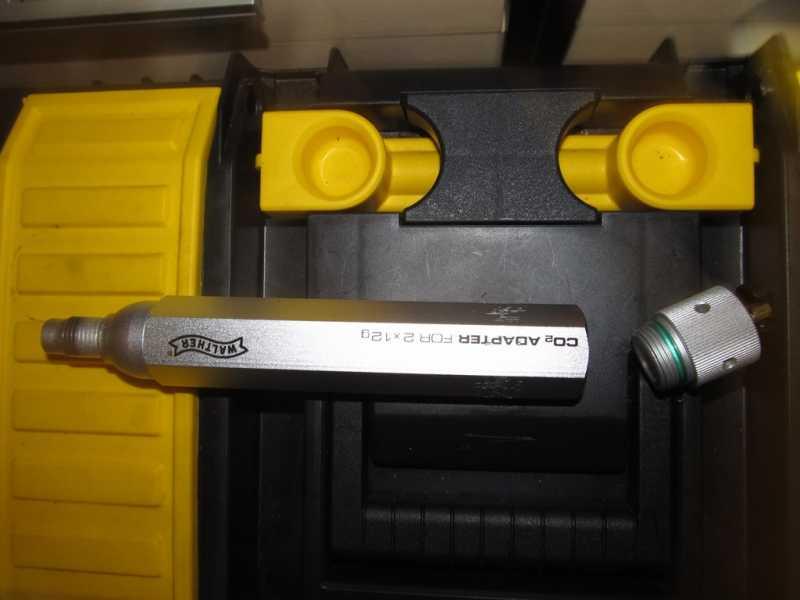 4)Газоболонный типа дробовик Walther SG9000