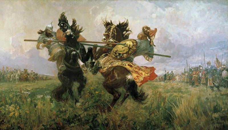 9)Куликовская битва