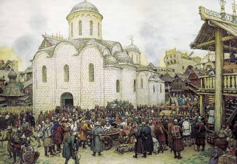 10)Куликовская битва