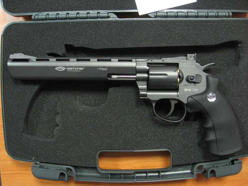 11)Муки выбора 2! Какой пулевой револьвер лучше