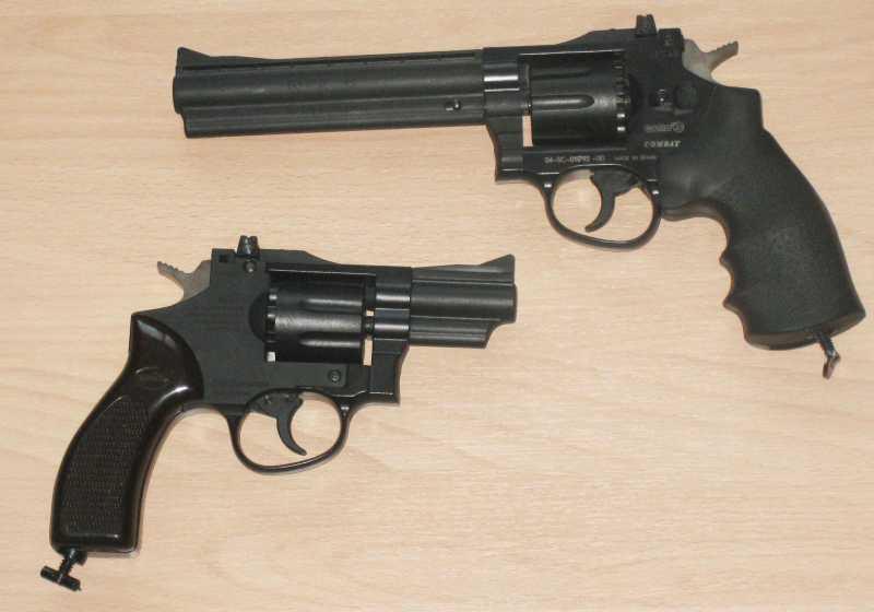16)Муки выбора 2! Какой пулевой револьвер лучше
