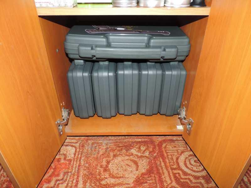 3)Хранение Пневматики дома часть вторая