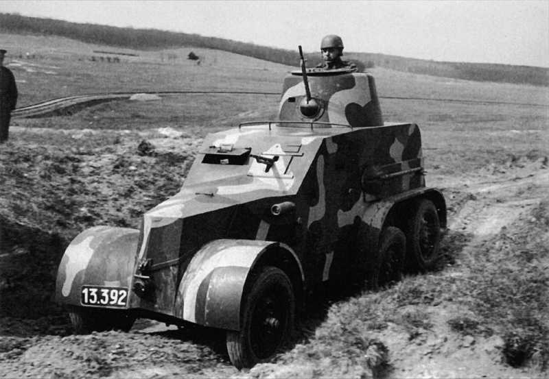 9)ZB 26/30-пулемет Вацлава Холека