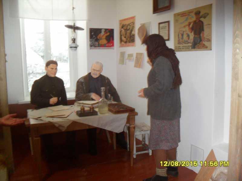 23)открытие музея часть 2