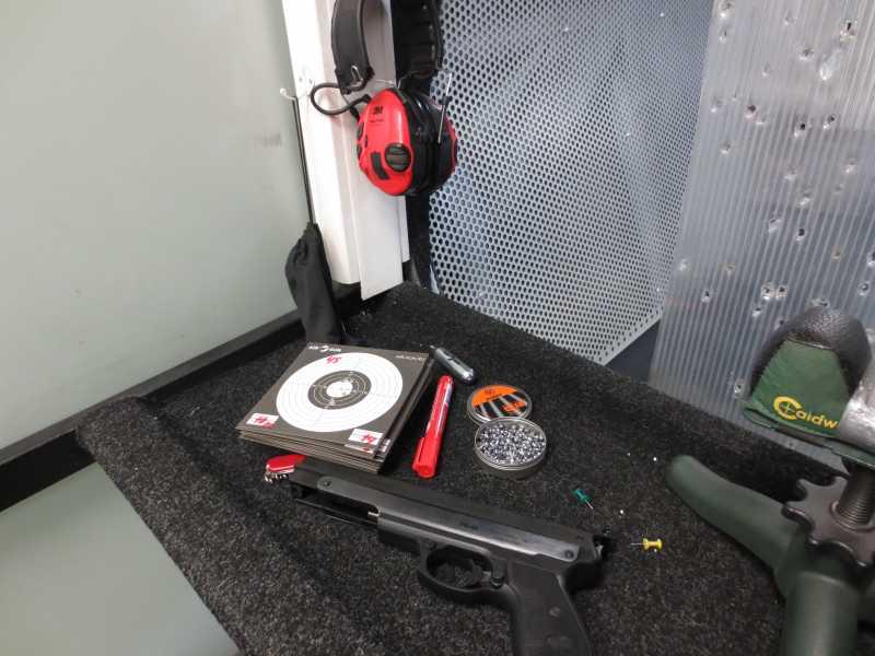 12)Видео и фотообзор Gamo compact и Gamo PR-45