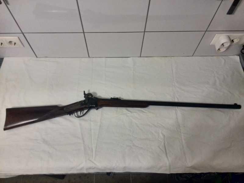 1)Sharp`s carbine 1859