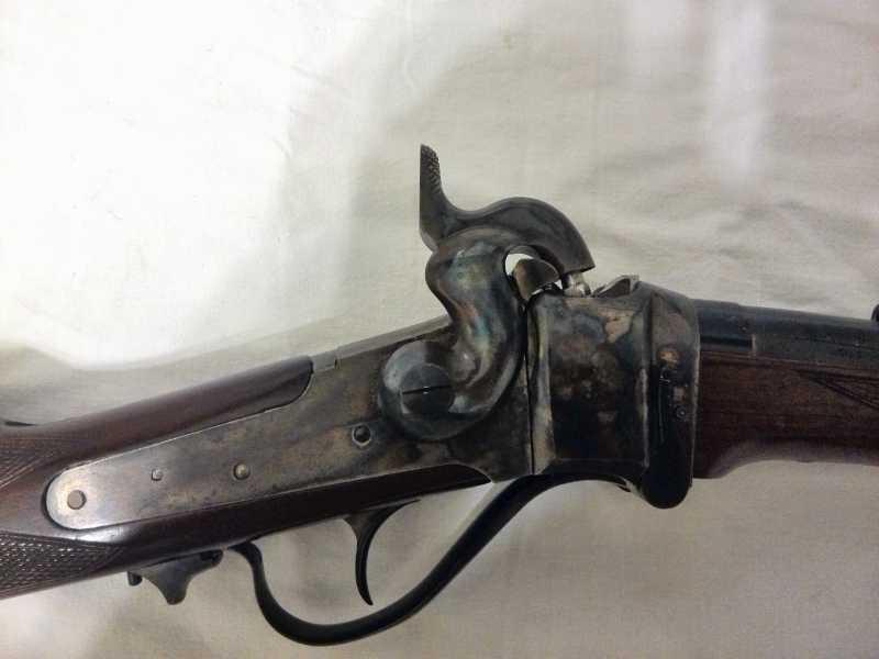 4)Sharp`s carbine 1859