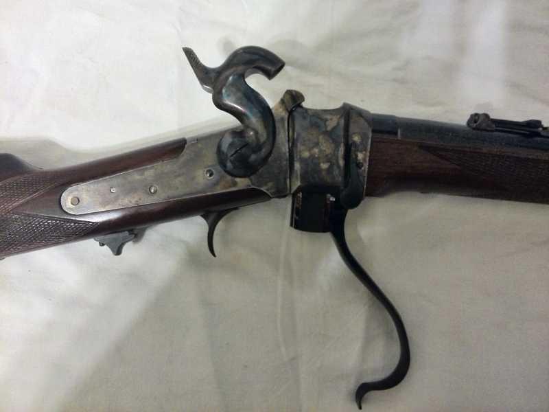 6)Sharp`s carbine 1859