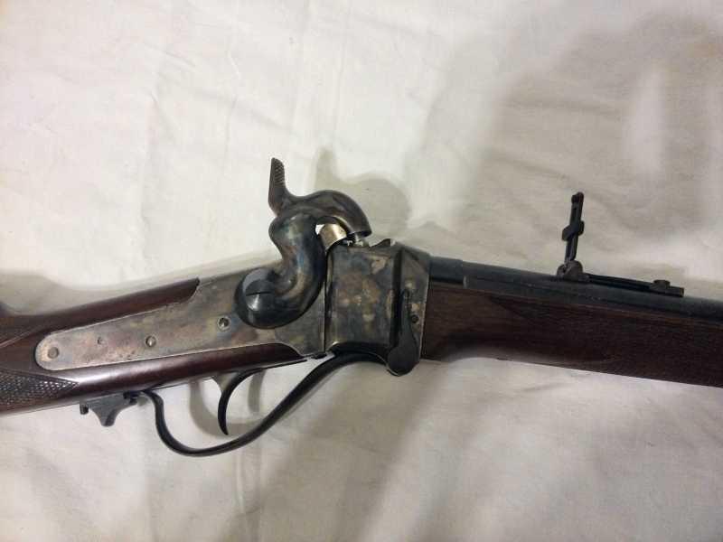 10)Sharp`s carbine 1859