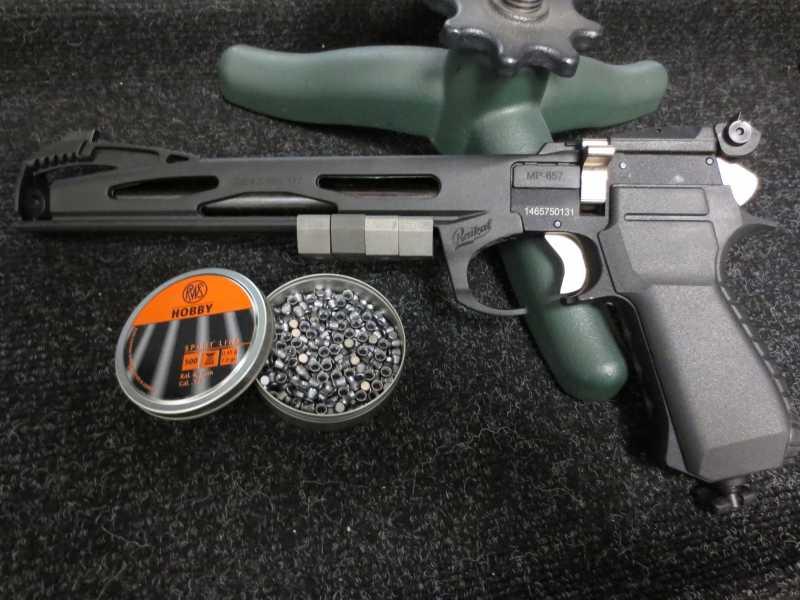 12)Хит-парад. Топ 10 некопийных пневматических пистолетов.
